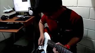 Ciudad de colores Bani Muñóz Cover Guitar Solo by Josué Chávez