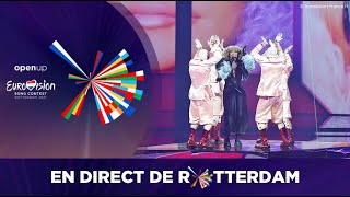 Senhit 🇸🇲 San Marino - 2nd Rehearsal - Eurovision 2021 - Adrenalina