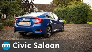 2019 Honda Civic Saloon Review - Yes, Another Civic! New Motoring