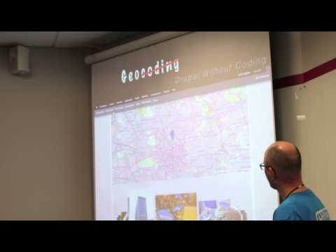 DrupalCampLondon 2013: A mouse in PhotoGeoMeta land. Drupal without coding - Stefan Van Hooft