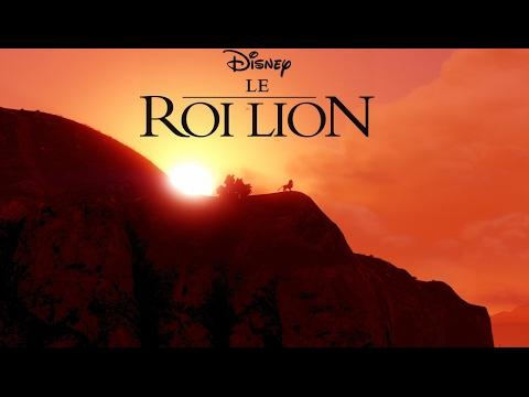 Le Roi Lion/The Lion King mod - GTA 5 - Rockstar Editor