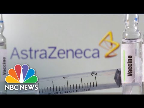 Can AstraZeneca Coronavirus Vaccine Still Be Ready By Year-End Despite Sick Patient? | NBC News NOW