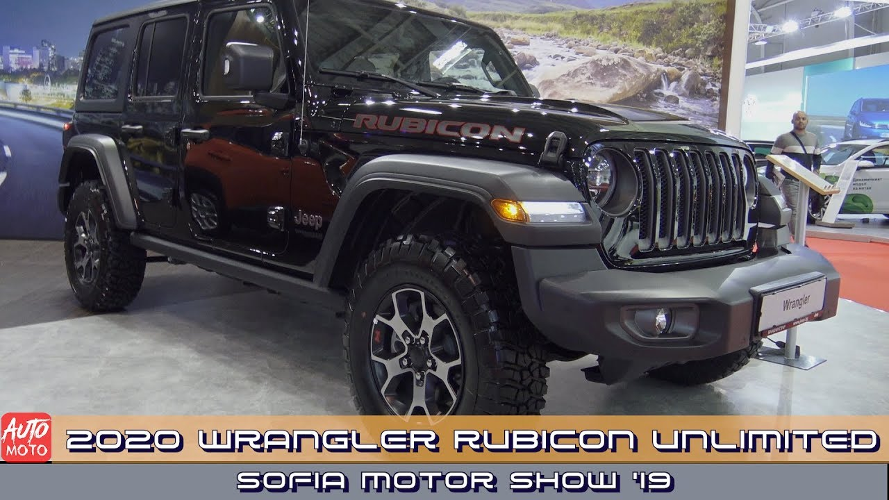 2020 Jeep Wrangler Rubicon Photos