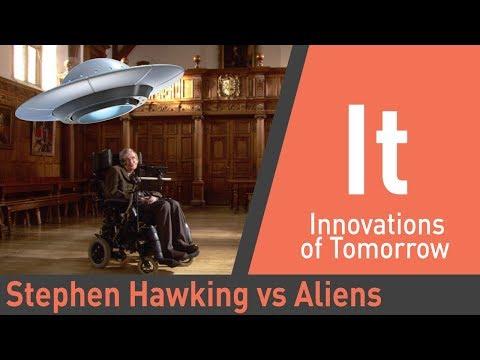 Stephen Hawking Explores Alien Life  Stephen Hawkings Universe