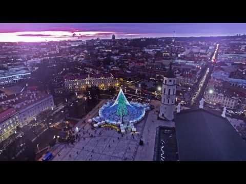 Justin 3 - Streets Of Vilnius Eurovision 2017 (Audio)