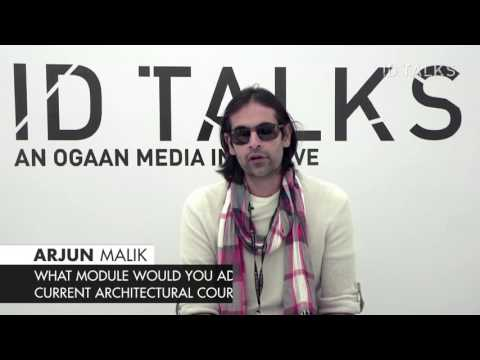 Arjun Malik On What Module Would You Add to the Current Architectural Courses