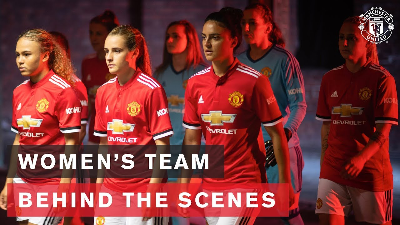 Manchester United Women S Team Hear From The Squad The First Interviews Youtube