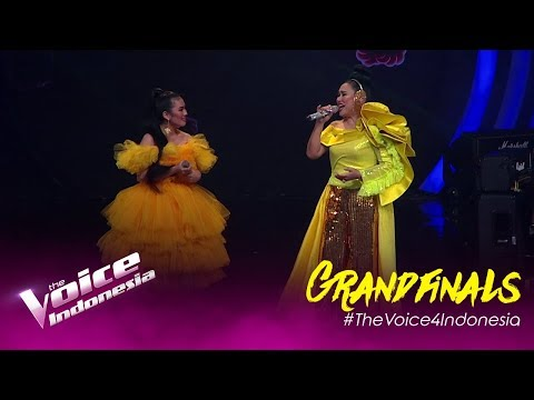 Bahasa Kalbu (Titi DJ) - Team Titi | Grandfinal | The Voice Indonesia GTV 2019