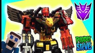 Transformers Power of the Primes PREDAKING HASBRO Movie Toys Toy Fair 2018 Predacons Last Knight