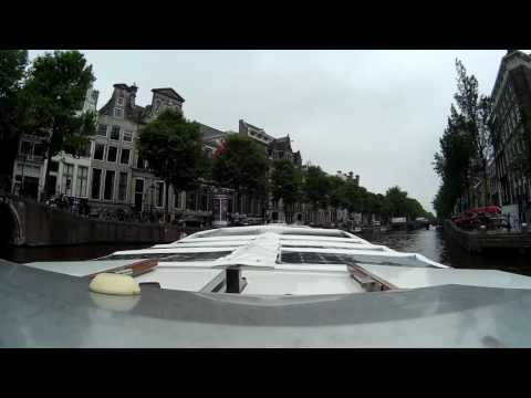 Amsterdam's Canals Boat Trip