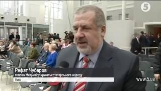 Порошенко нагородив Чубарова орденом Свободи