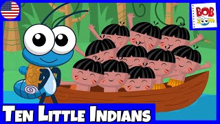 Ten Little Indians - Bob Zoom - Children