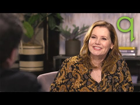 Why Geena Davis wants more female role models