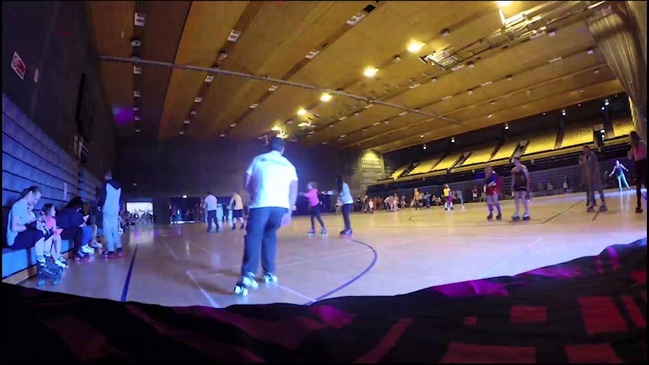 Edinburgh roller disco