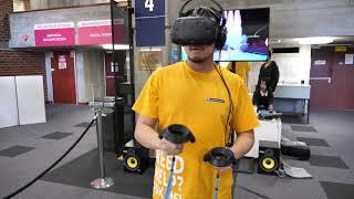 Kawaii Garden VR Video 1st draft