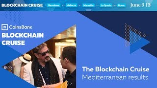 John McAfee Coinsbank Blockchain Cruise 2019 Keynote
