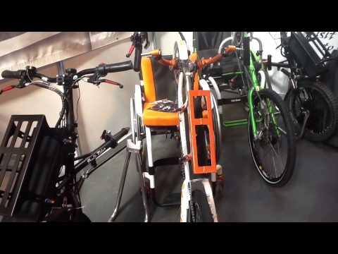 Naidex 2013 - DaVinci Mobility