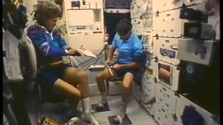 Space Shuttle Flight 42 (STS-43) Post Flight Presentation
