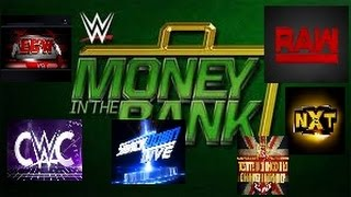 5.3.17 PPV Money In The Bank I Episode 50 Part 1 Hauptkampf Loo © vs Glebow
