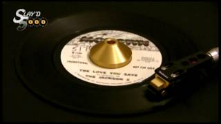 The Jackson 5 - The Love You Save (Mono Mix) (Slayd5000)