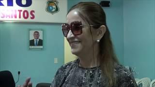 Dra Márcia Vieira - Sessão solene 61 anos de emancipação Politica de Quixeré