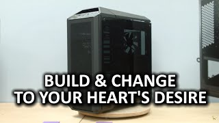 Extremely Customizable PC Case - Cooler Master Mastercase Pro 5