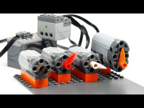 Lego programming with Sbrick and Scratch