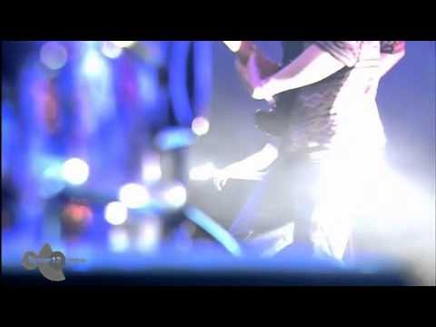 Alt-J (Δ) live at Pinkpop 2013.