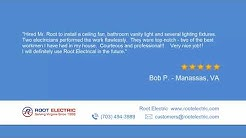 Electrician Reviews and Testimonials