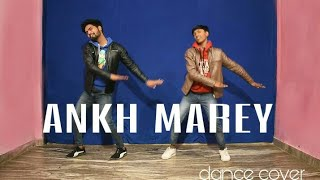 Ankh maarey || simmba movie || dance choreography Rahul bijoria