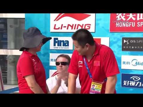 shi tingmao won gold medal for china At Rio 2016