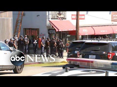 Deadly standoff at California Trader Joe