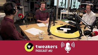 Tweakers Podcast #82 - World Solar Challenge, Google-hardware en Windows
