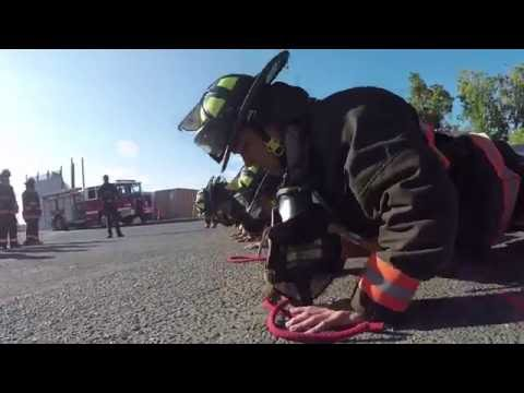 Oakland Fire Department Academy 0116