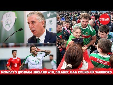 LIVE - #OTBAM: Manic Irish Football, Donaghys Warriors, Kerry v Mayo, Canning, Champions Cup |
