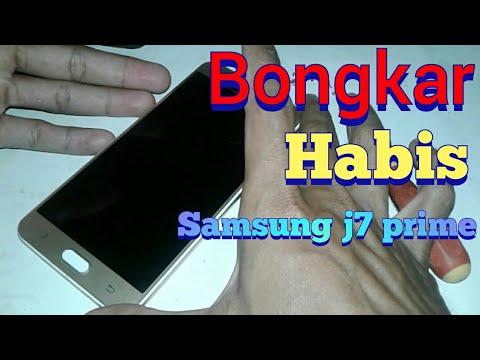Cara Membuka Hp Samsung J7 Prime