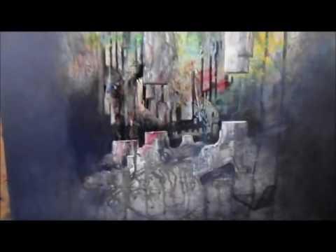 Glacis De Travail Un Outil Essenciel Pour Peindre Youtube