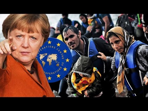 Refugees Overrun Germany & Europe In Decline with Oliver Janich