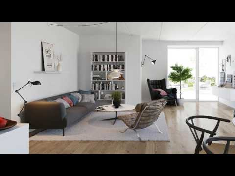 Amazing Brand New Apartment in Denmark