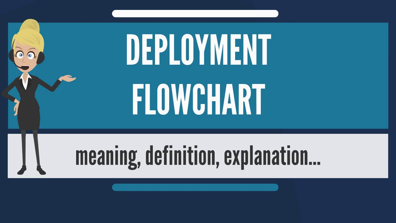 What is DEPLOYMENT FLOWCHART? What does DEPLOYMENT FLOWCHART mean?. ✪✪✪✪✪ http://www.theaudiopedia.com ✪✪✪✪✪ What is DEPLOYMENT FLOWCHART? What does DEPLOYMENT FLOWCHART mean? DEPLOYMENT FLOWCHART meaning - DEPLOYMENT FLOWCHA.... Youtube video for project managers.