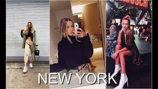 NEW YORK   H&M X MOSCHINO