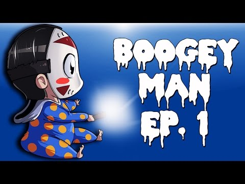 DON'T COME IN MY ROOM!!! (Boogeyman) Ep. 1!