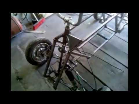 Квадроцикл рулевое управление