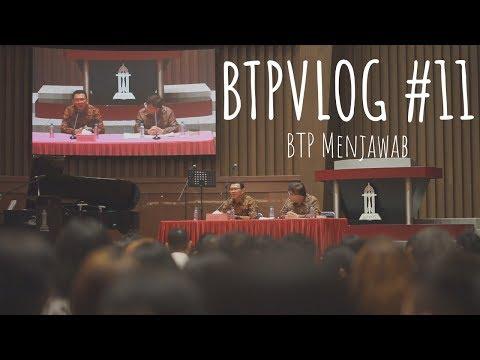 BTPVLOG #11 - BTP MENJAWAB