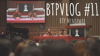 Video BTPVLOG #11 - BTP MENJAWAB download MP3, 3GP, MP4, WEBM, AVI, FLV September 2019
