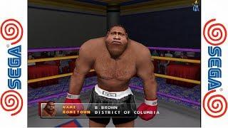 Ready 2 Rumble Boxing - SEGA Dreamcast Gameplay Sample HD - Redream Emulator