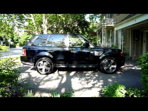 2010 Range Rover Sport  - Normal Height