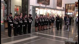 ШКОЛА 2100,Музей Вооруженных сил. Присяга кадетов