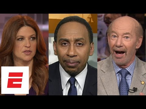 First Take, The Jump & PTI react to Supreme Court sports betting decision   ESPN Voices