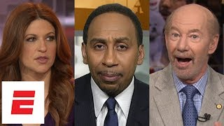 First Take, The Jump & PTI react to Supreme Court sports betting decision | ESPN Voices